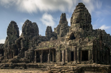 Temples of Bayon